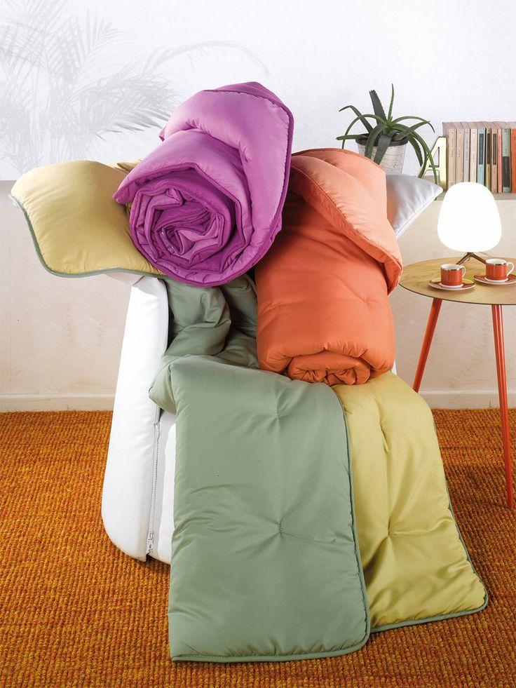 Bedroom accessories: 10 ideas for a blissful night: Caleffi, Scaldotto