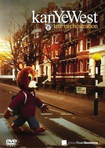 Discounted: Kanye West Late Orchestration (DVD, 2006, All Region) AS NEW Live Abbey Road