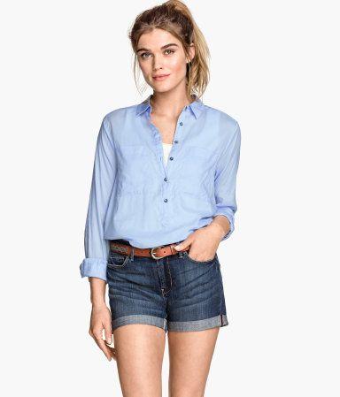 H&M Denim shorts €24,99