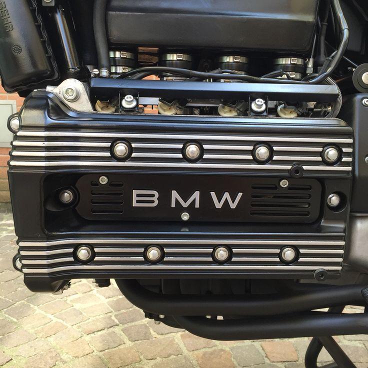 #BMW #K100 #engine