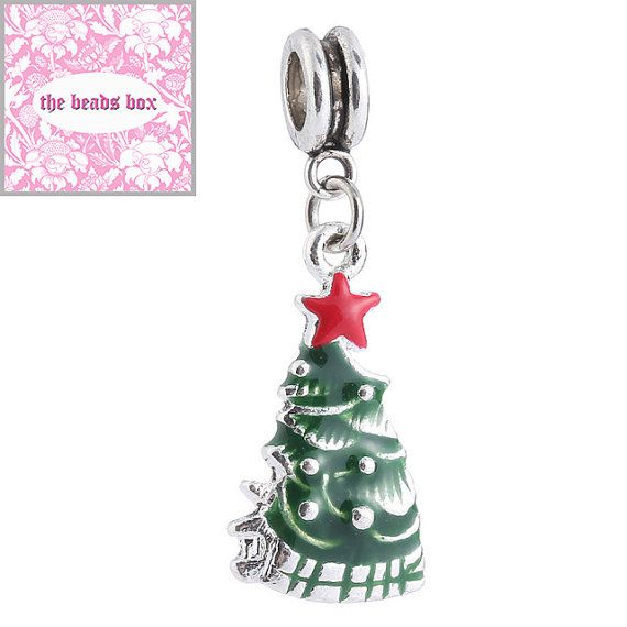 10 Pieces PD51 Christmas Charms Alloy Pendant by TheBeadsBox