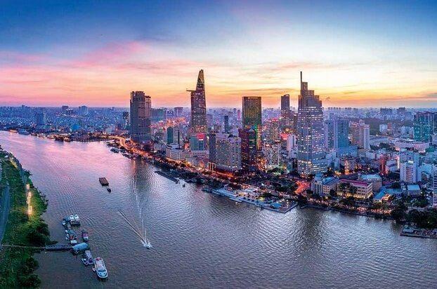 Bản đồ Cac Quận Tp Hcm Thanh Phố Ban Bản đồ