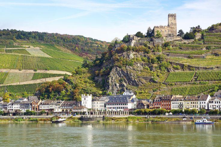 Roadtrippin' along the Rhine (Germany)