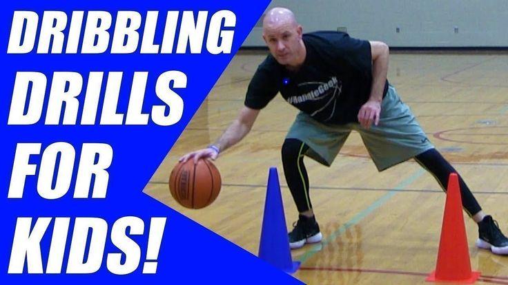 6 BEST Dribbling Drills For Kids! Basketball Drills For