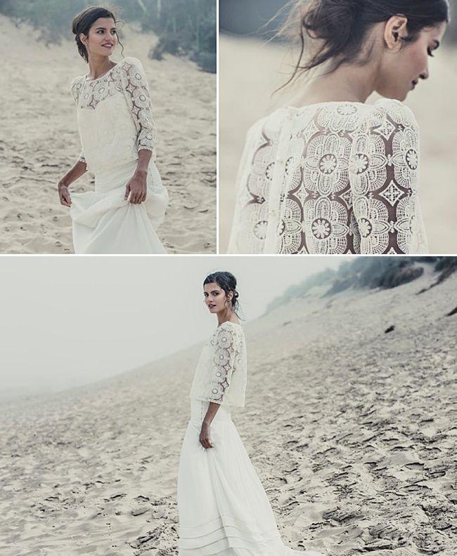 Friday's FAB Finds ✈ Boho Wedding Dresses