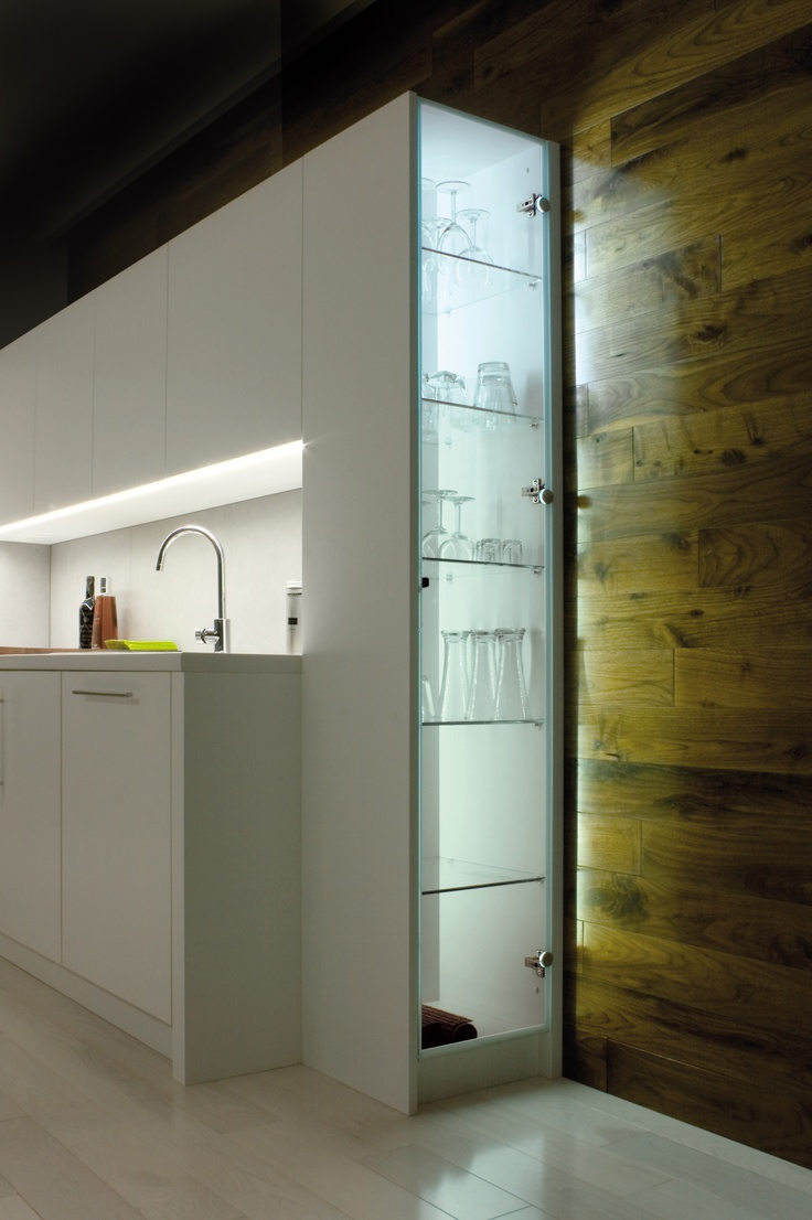 home led lighting strips. Counter And Shelf Lighting In A Sleek, Stylish Kitchen Using Flexible LED Light Strips Home Led