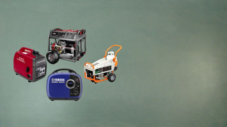 What is the best portable generator?