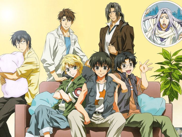 269 best Wallpapers animes images on Pinterest | Kyo kara maoh ...
