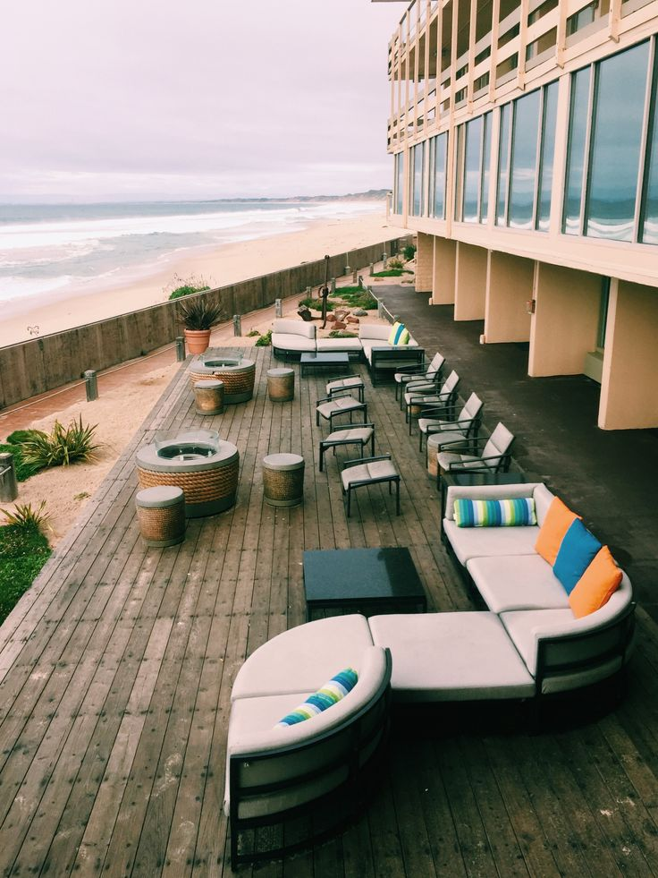 Monterey Tides Offers The Ideal California Escape With Its Boutique Hotel Lodging On Beach Sweeping Views Of Bay From Our Beachfront