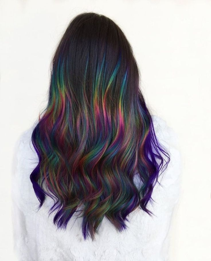 Pretty Hair Color, Hair Dye Colors, Funky Hair Colors, Dye My Hair, Grunge Hair, Green Hair, Ombre Hair, Pretty Hairstyles, Updo Hairstyle