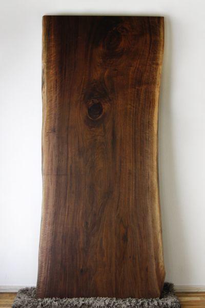 TA 0297 ブラックウォールナット一枚板(天板のみ) | インテリアショップ · Wood Furniture
