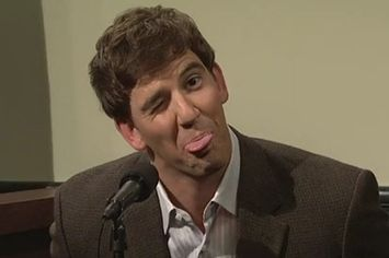 "Eli Manning's Five Best ""Saturday Night Live"" Sketches"