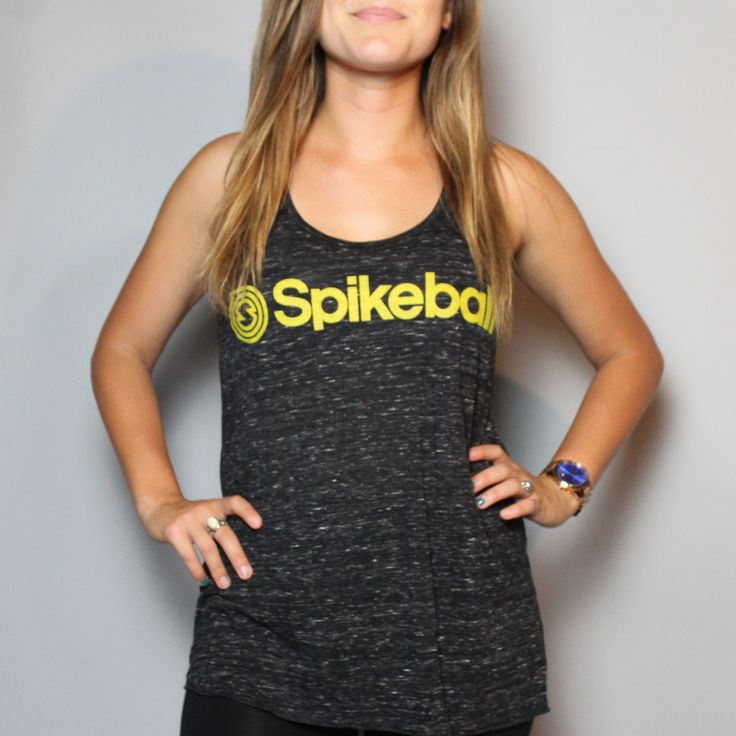 Lady Spiker Flowy Tank from Spikeball Store | As Seen On Shark Tank  pretty sure im in need of one of these:)