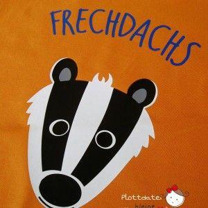 Plotter Freebie - Frechdachs