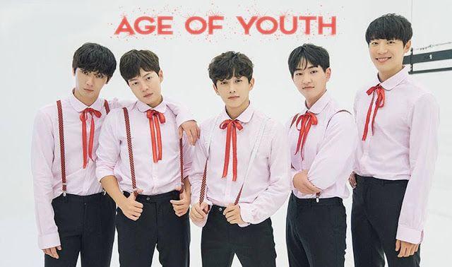 Age of Youth 2 Episode 1-16 (Lengkap)