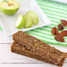 Apple Cinnamon Energy Bars