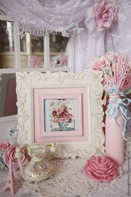 1619 best images about shabby chic vintage on pinterest - Salones estilo shabby chic ...
