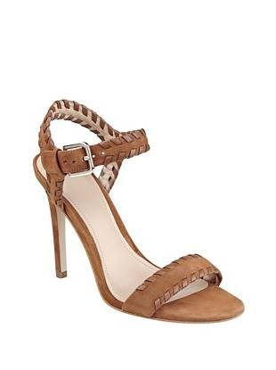 Womens Sandals GUESS Edgy Red