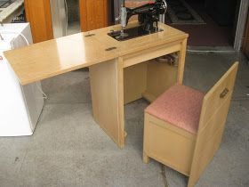 19 best sewing table images on Pinterest | Sewing tables, Sewing ...