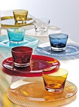 Villeroy & Boch Colour Concept Glassware contemporary-everyday-glassware