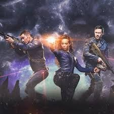 """SyFy Killjoys 
