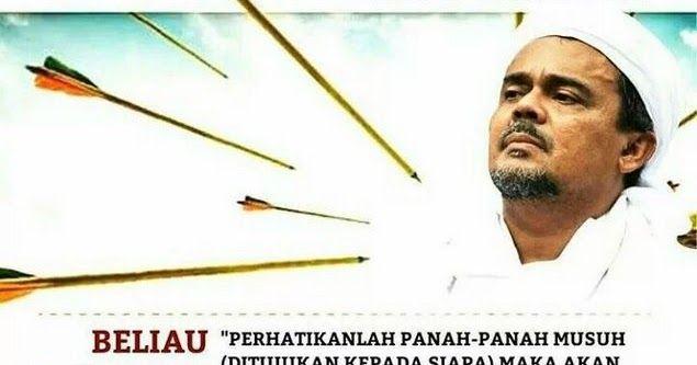 Imam Syafi'i: Perhatikanlah panah-panah Musuh (ditujukan kepada siapa) Maka akan menunjukimu Siapa 'Pengikut Kebenaran'