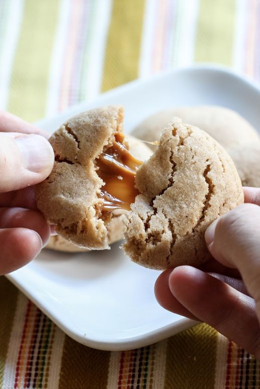 how to make cookies stuffed with nutella