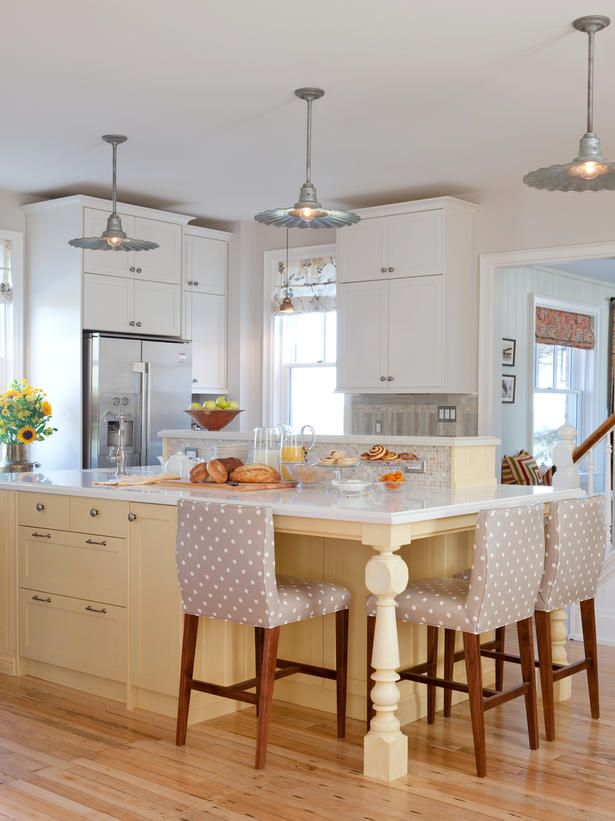What style kitchen is your fave -- cottage, modern or traditional? http://www.hgtv.com/kitchens/kitchen-cabinet-styles/pictures/index.html?soc=pinfave #HGTV