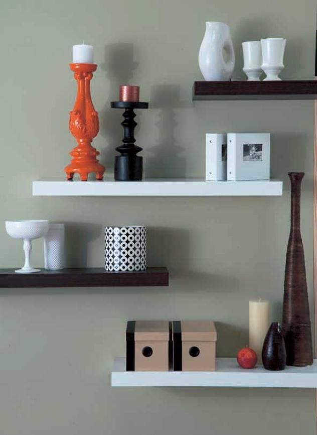 337 best Floating Shelves images on Pinterest   Cabinet, Beach house and  Furniture