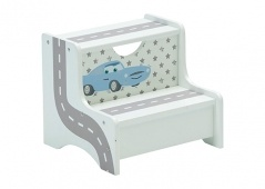 Cars steps - helping the little ones reach for the stars. Available online at Ilva.