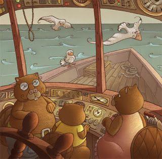 Nave dolce nave - Al timone