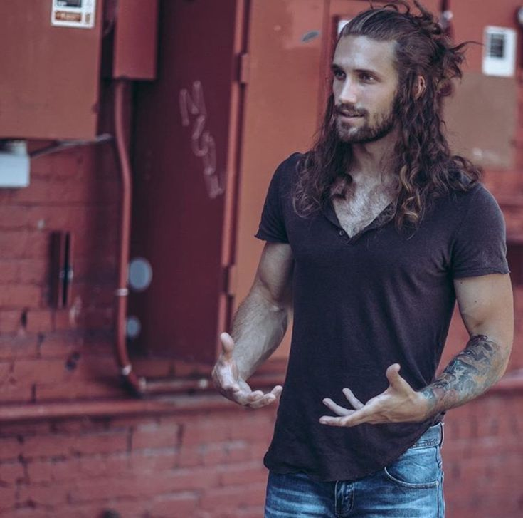GuysWithLongHair — William Tyler