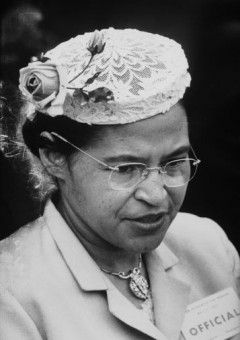 "The movie will follow Rosa Parks as she becomes the ""mother of the Civil Rights Movement"" 