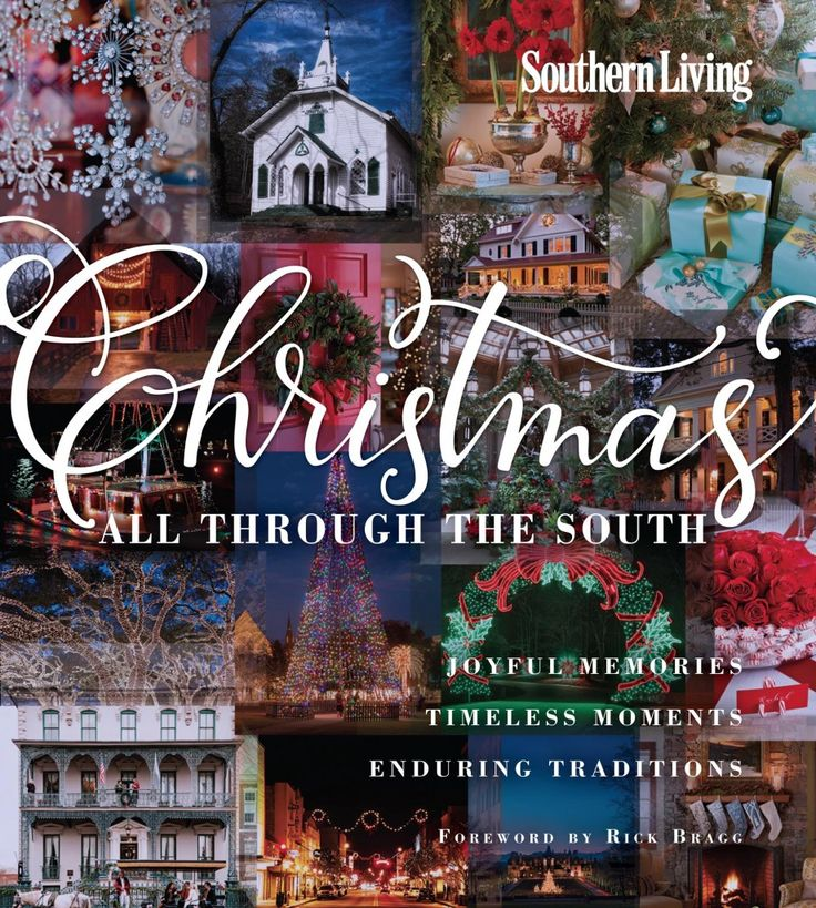 Giveaway for Southern Living's Christmas All Though The South. This 400 page book is filled with recipes, decorating ideas, holiday destinations and more.  Deadline to enter is 11/24/14.