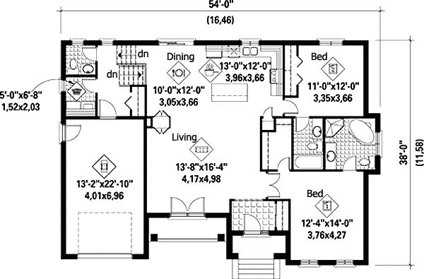Canadian House Plans With Basements. Image Result For Canadian House Plans With Basements