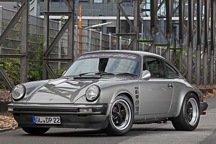 Porsche 911 G-Modell Tuning von DP Motorsport - Bilder - autobild.de