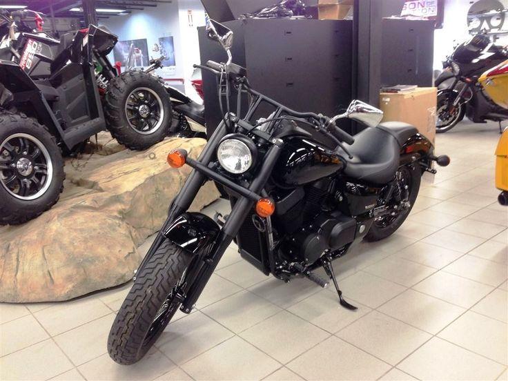 2015 Honda Shadow Phantom All Black #2015 #honda #shadow #phantom #allblack #review