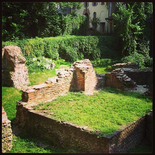 #quid #Milano villa Massimiliano Imperatore Romano
