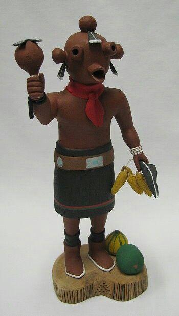 mudhead kachina native american pinterest