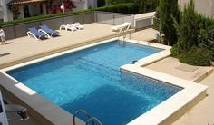 100 best l shaped pools images on pinterest architecture backyard ideas and backyard pool for Disadvantage of indoor swimming pool