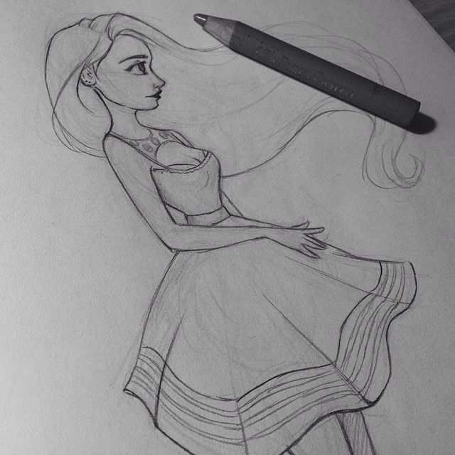 80 best itslopez images on pinterest girl drawings for Cute drawing ideas for girls