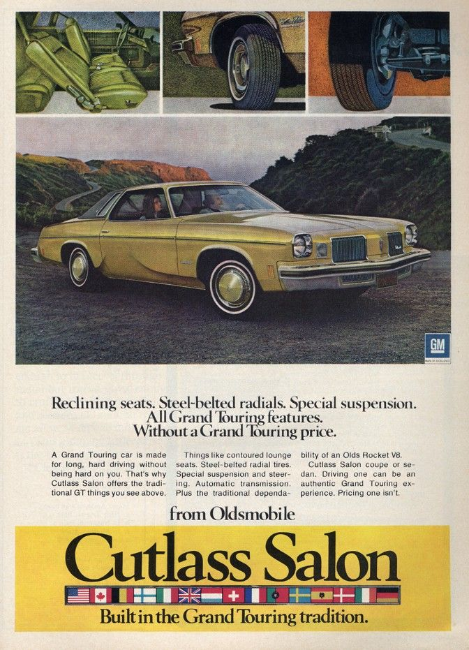 847 best oldsmobile reo 442 hurst olds images on pinterest for 1974 cutlass salon