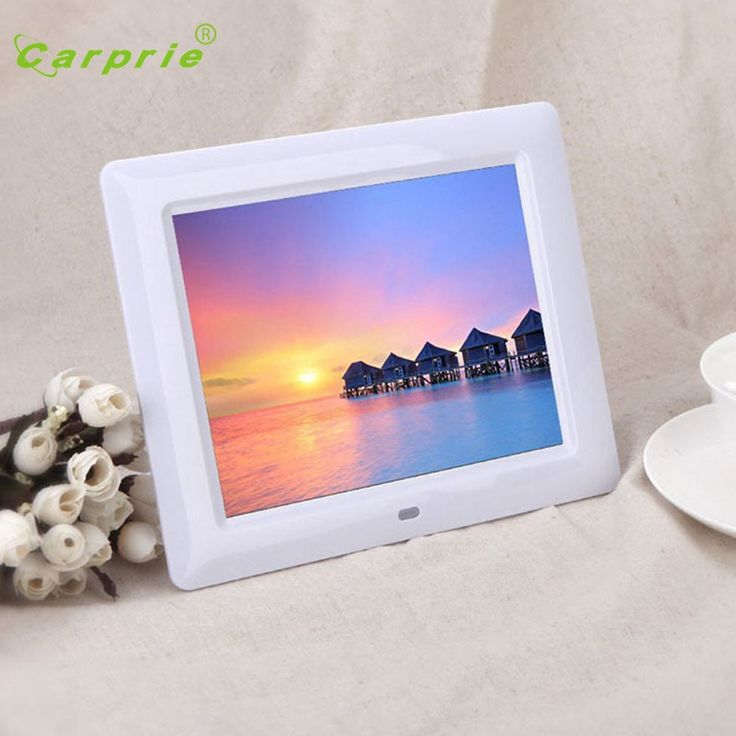 "43.76$  Buy here - http://alij01.shopchina.info/go.php?t=32802262879 - ""New porta retrato digital 7"""" HD TFT-LCD Digital Photo Frame with Alarm Clock Slideshow MP3/4 Playerdigital photo frame Mar28"" 43.76$ #magazineonlinebeautiful"