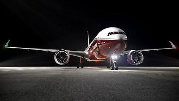 ボーイング777X:折り畳み式の翼をもつ新しい大型旅客機 «  WIRED.jp