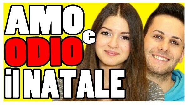 AMO / ODIO IL NATALE | video tag
