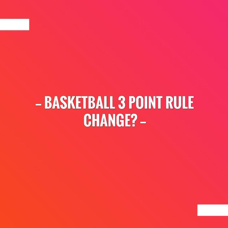 I'd love to hear your thoughts! Basketball 3 Point Rule Change? http://artsquestions.blogspot.com/2017/05/basketball-3-point-rule-change.html?utm_campaign=crowdfire&utm_content=crowdfire&utm_medium=social&utm_source=pinterest
