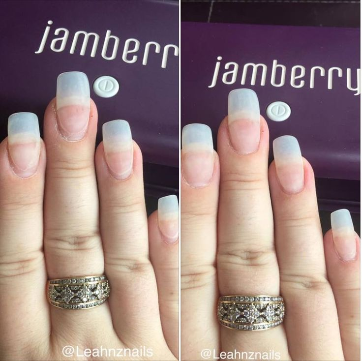 LOOK AT THIS!!! Who needs to go in and get their acrylics filled? ME ✋🏼. Well guess what I found out!! Jamberry Trushine Gel works great to fill. No more salon for me!!