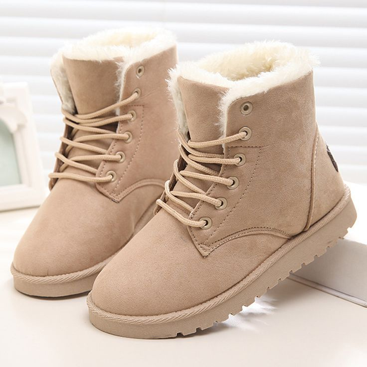 >>>Low Price GuaranteeWomen Boots 2016 Plush Ankle Boots For Women Winter Boots Lace Up Ladies Winter Shoes Black RedWomen Boots 2016 Plush Ankle Boots For Women Winter Boots Lace Up Ladies Winter Shoes Black RedIt is a quality product...Cleck Hot Deals >>> http://id157429830.cloudns.hopto.me/32694971729.html images