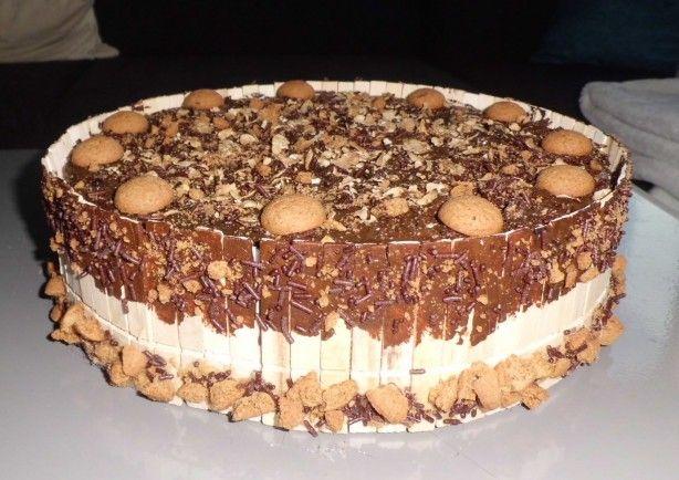 surprise taart voor Sinterklaas!