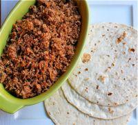 Salvadorianian-style Chicharron  - Chicharron Salvadoreno - Recipe for Salvadorian-style Chicharron Shredded Pork